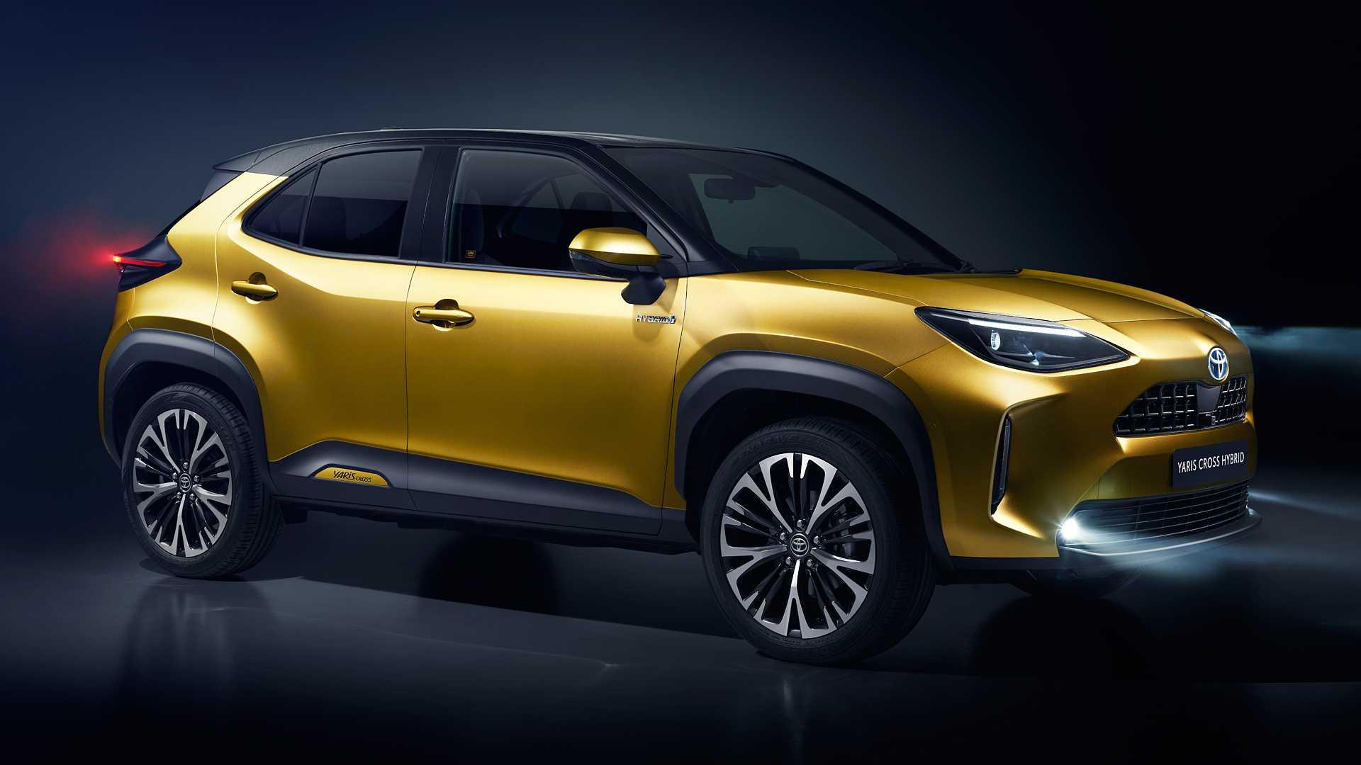 Toyota Yaris Cross, in arrivo il nuovo SUV urbano ibrido thumbnail