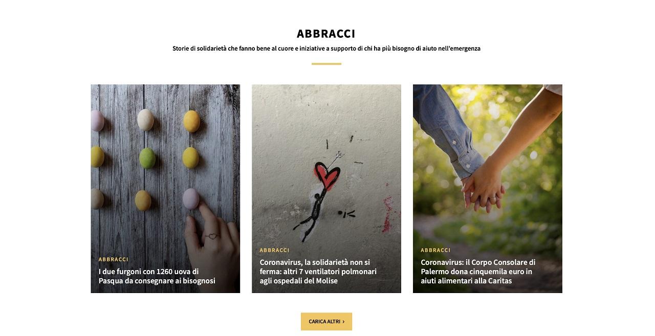 'Una storia diversa': il sito web che racconta solo cose belle thumbnail