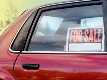 vendita auto copertina
