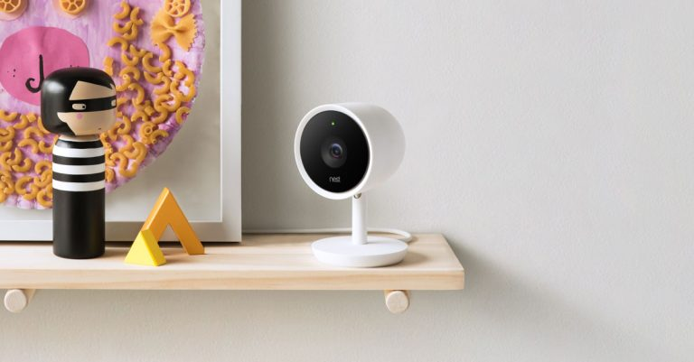 videocamera google nest
