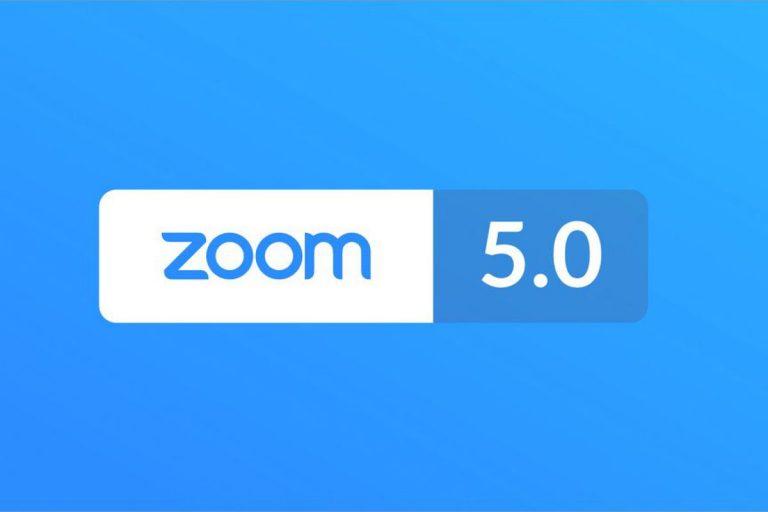 zoom aggiornamento