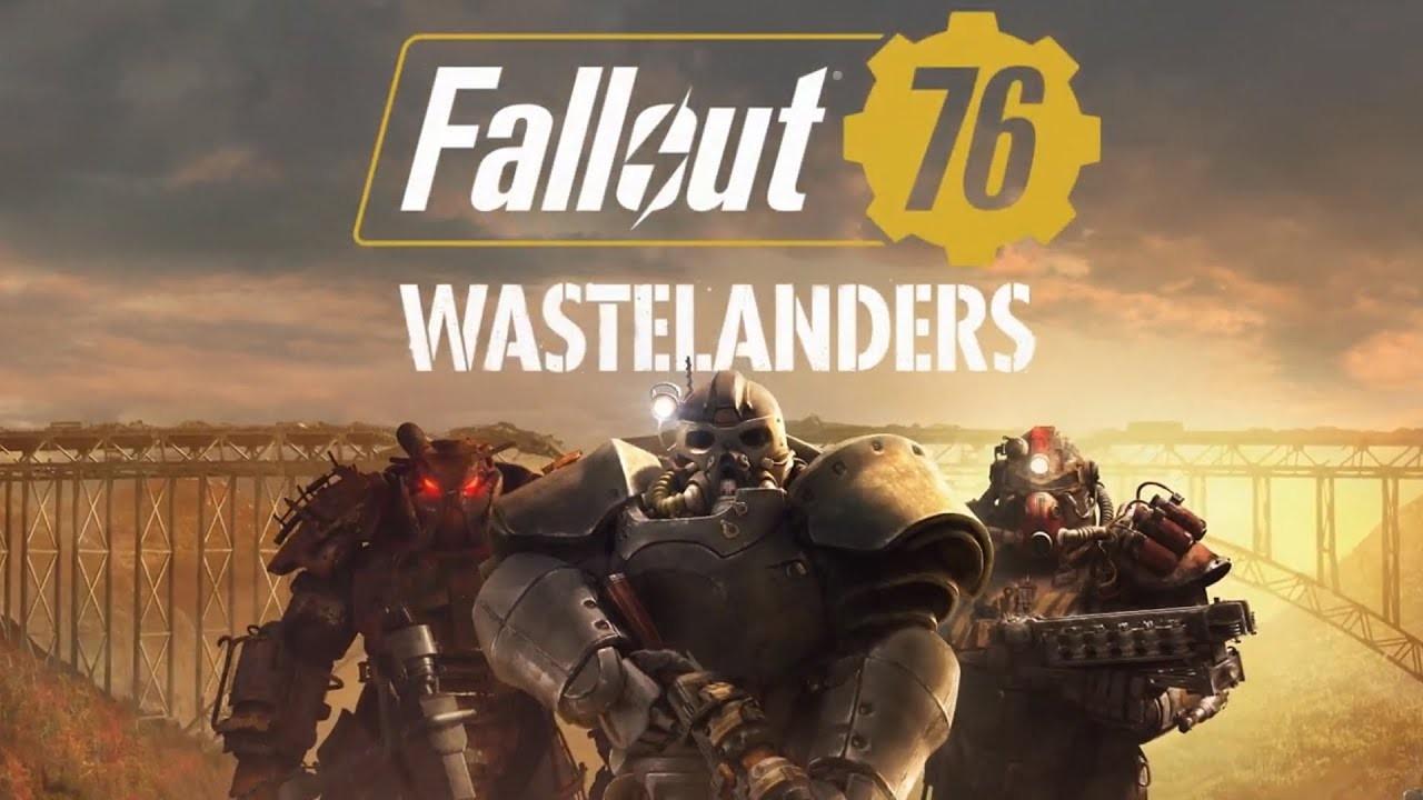 Giochi Gratis: Fallout 76 Wastelanders gratuito nel weekend thumbnail
