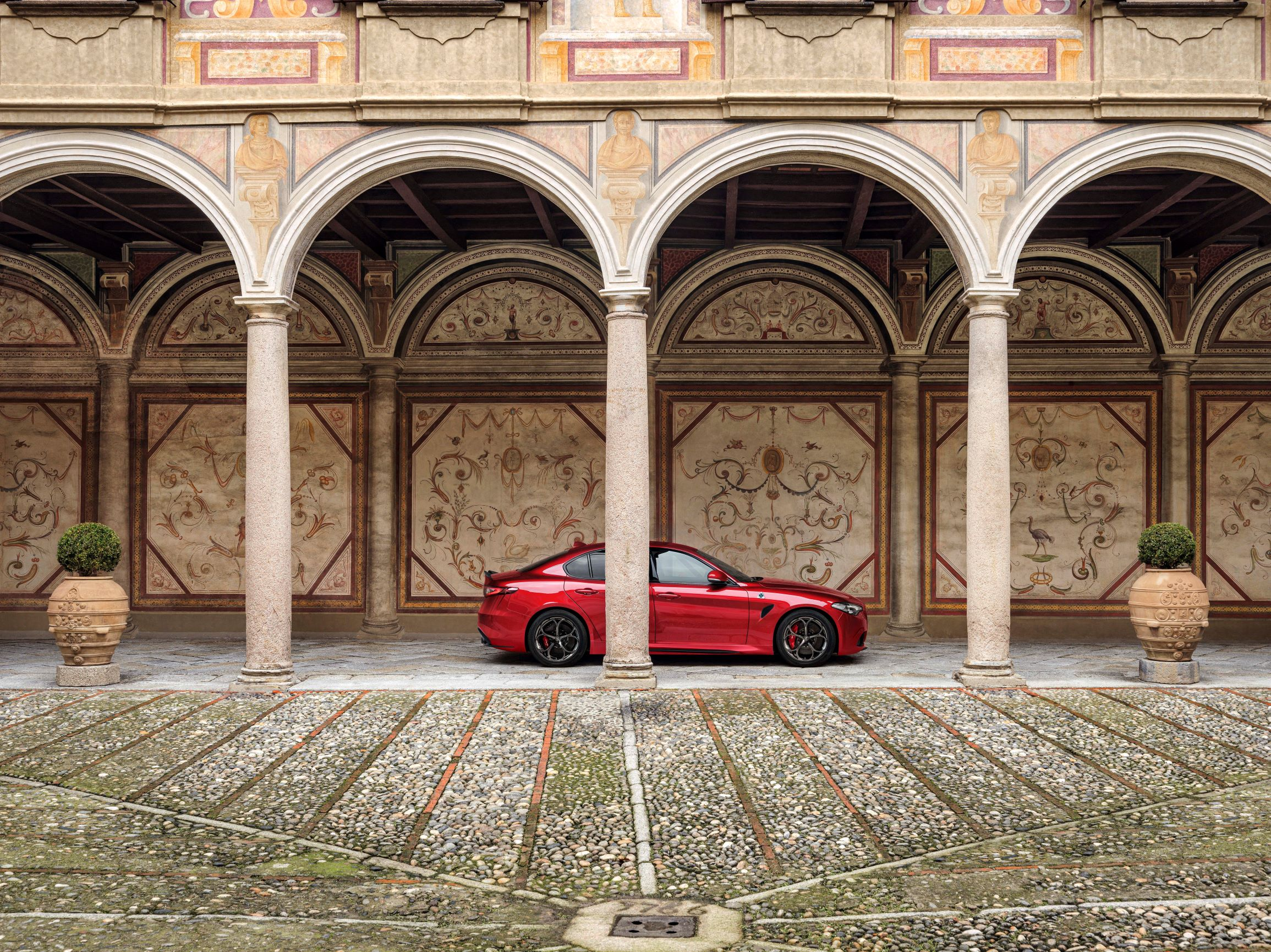 Alfa Romeo Giulia colore
