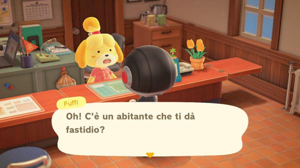 Animal Crossing New Horizons Fuffi