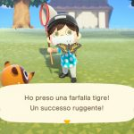 Animal Crossing New Horizons insetti copertina Maggior