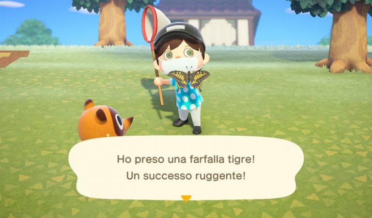 Gli insetti da non farsi scappare a Ottobre su Animal Crossing: New Horizons