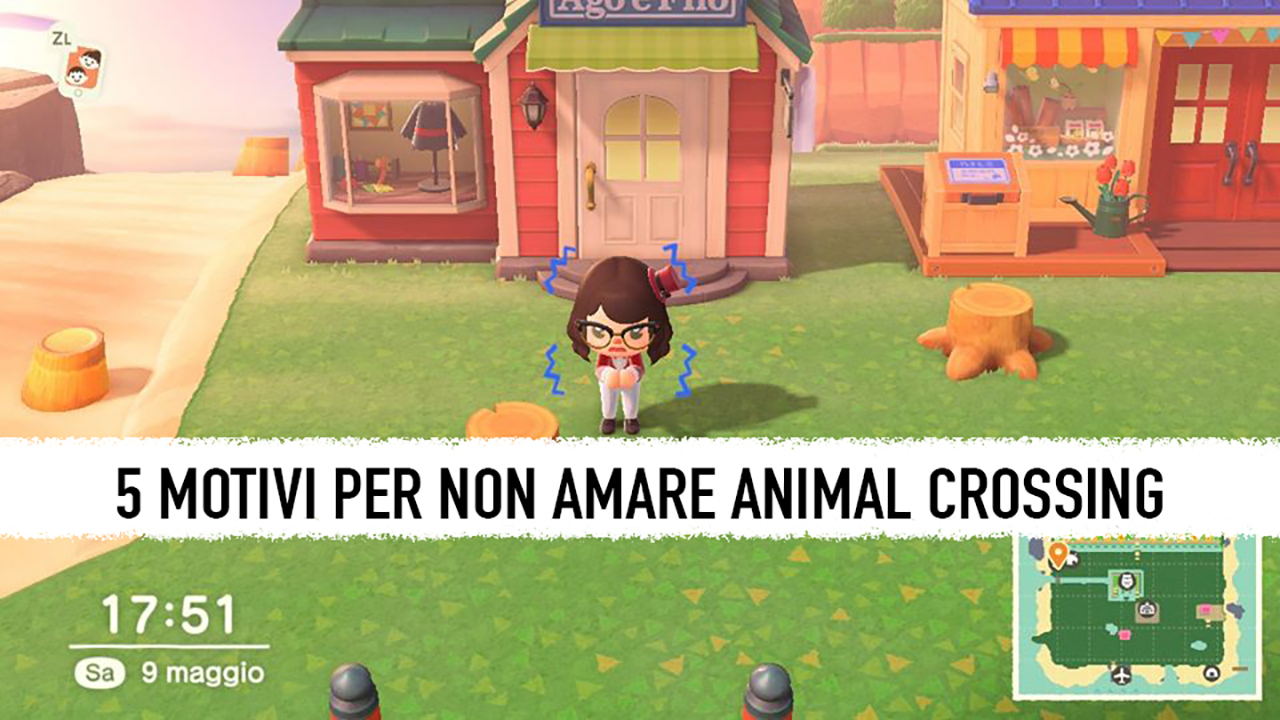 Animal Crossing, io non ti sopporto thumbnail