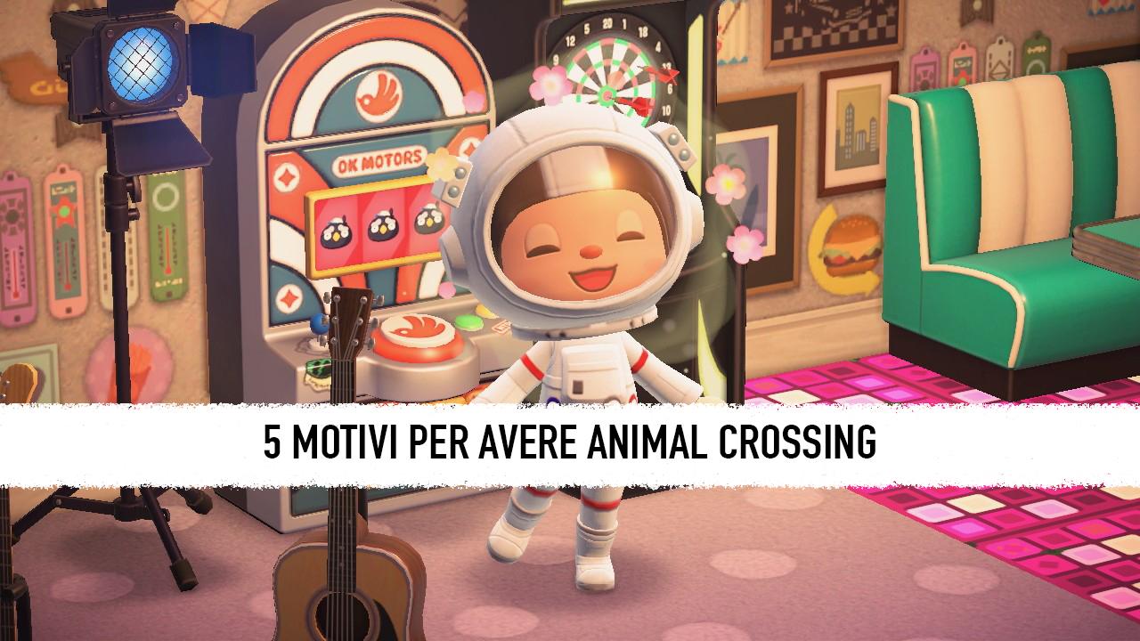 Perché non farsi sfuggire Animal Crossing? thumbnail