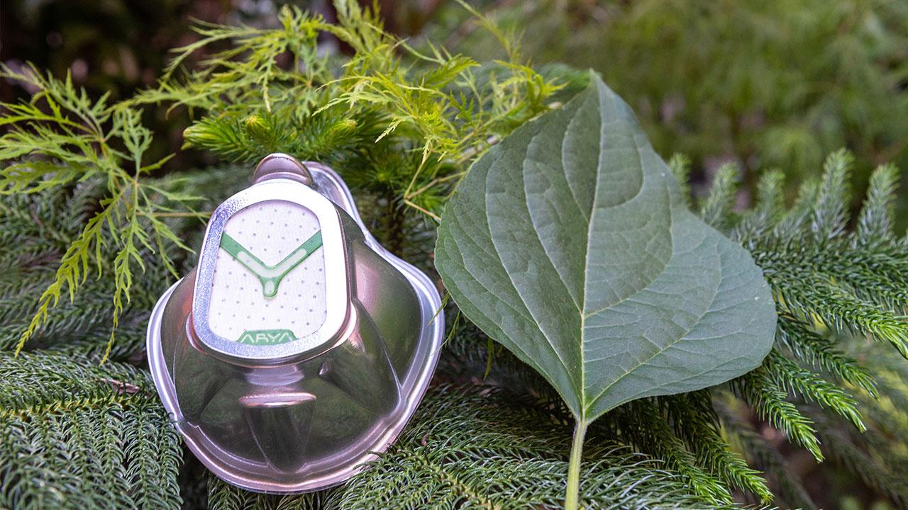 Arya Mask è la mascherina personalizzabile e sostenibile thumbnail