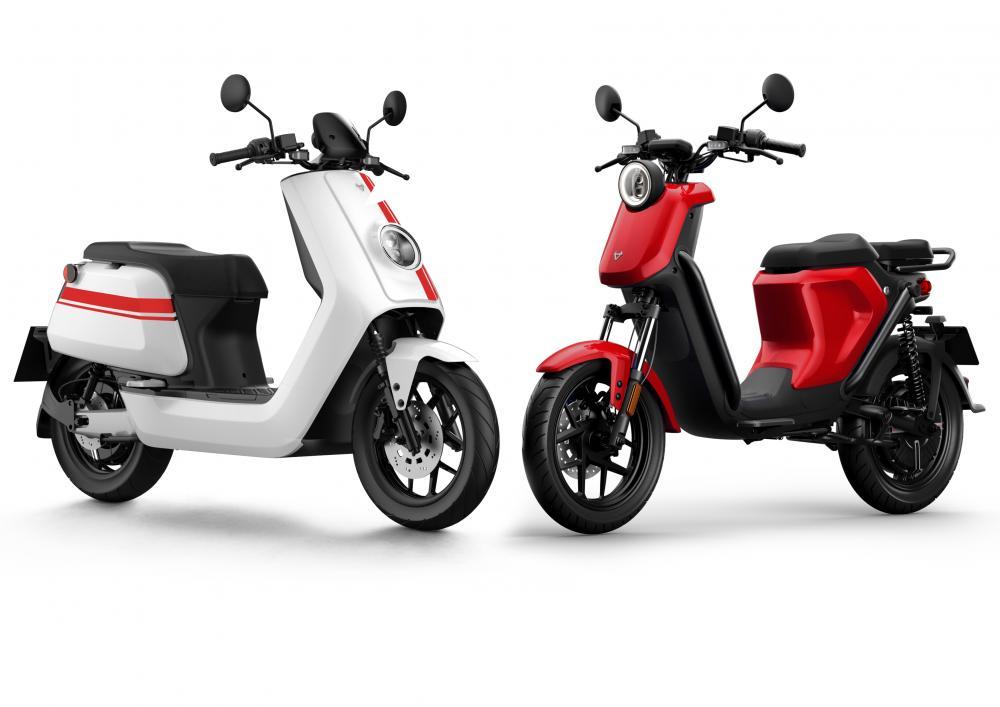 Gli scooter elettrici NIU NQi GTS e UQi GT arrivano in Italia thumbnail