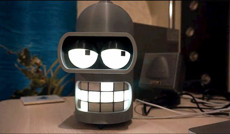 Dimenticati di Alexa: il tuo prossimo assistente vocale è Bender di Futurama