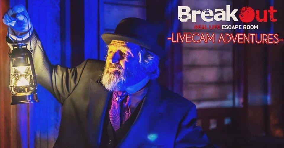 Breakout escape room online