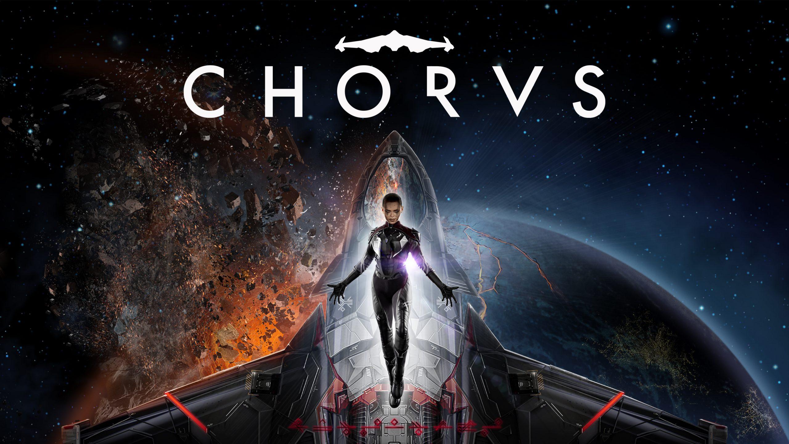 Combatti per liberare la galassia nel nuovo Chorus thumbnail