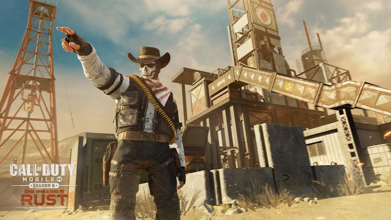 Arriva la Stagione 6 su Call of Duty: Mobile con tante novità thumbnail