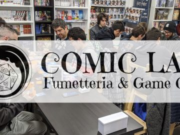 Comic Lab Game Cafè Torino