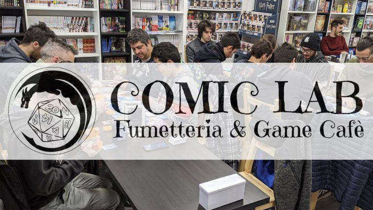 Comic Lab Game Cafè Torino