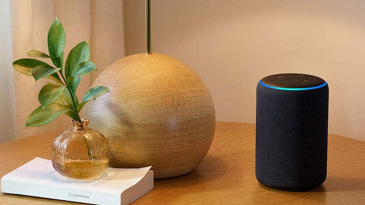 Amazon Echo Plus in super sconto thumbnail