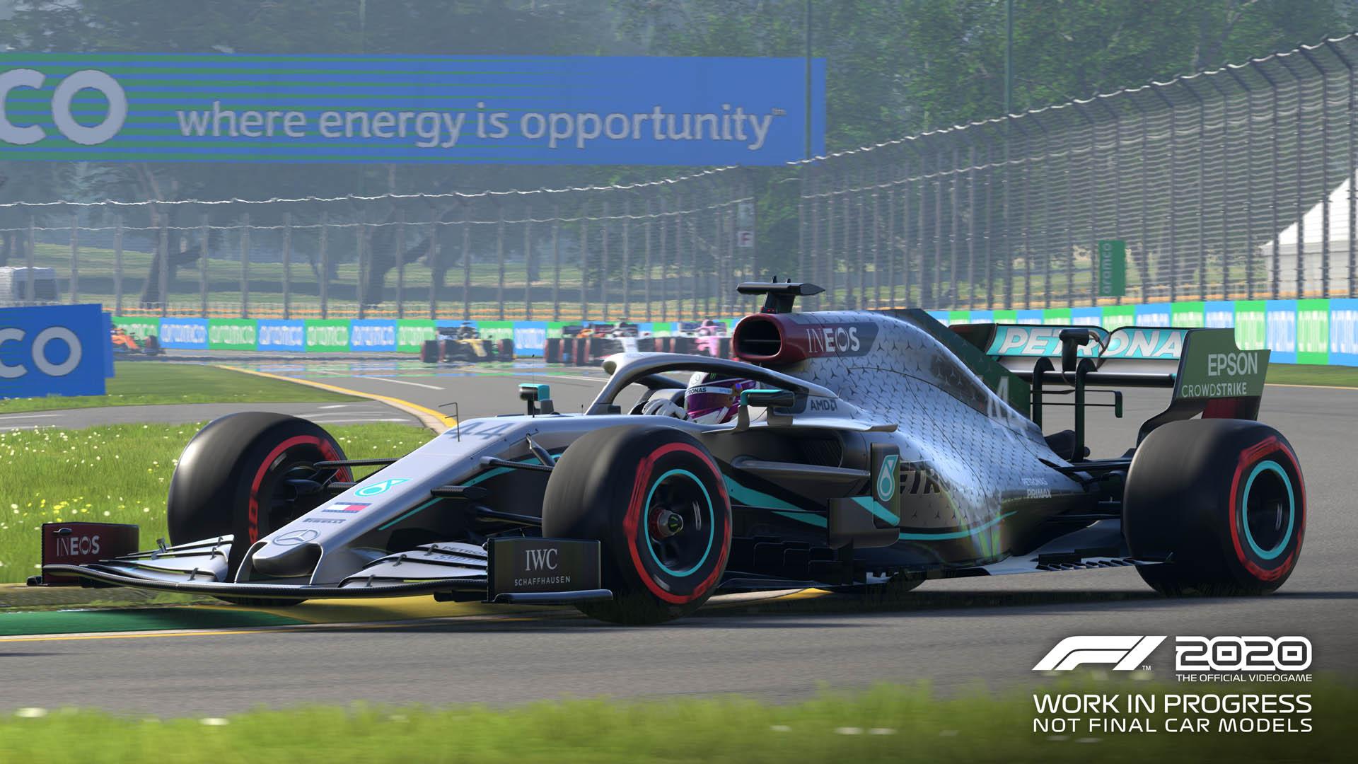 F1 2020 si mostra nel nuovo Hot Lap sul circuito di Monaco thumbnail