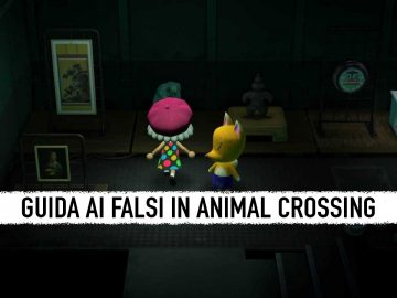 Animal Crossing riconoscere quadri falsi