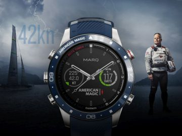 Garmin MARQ Captian American Magic Edition