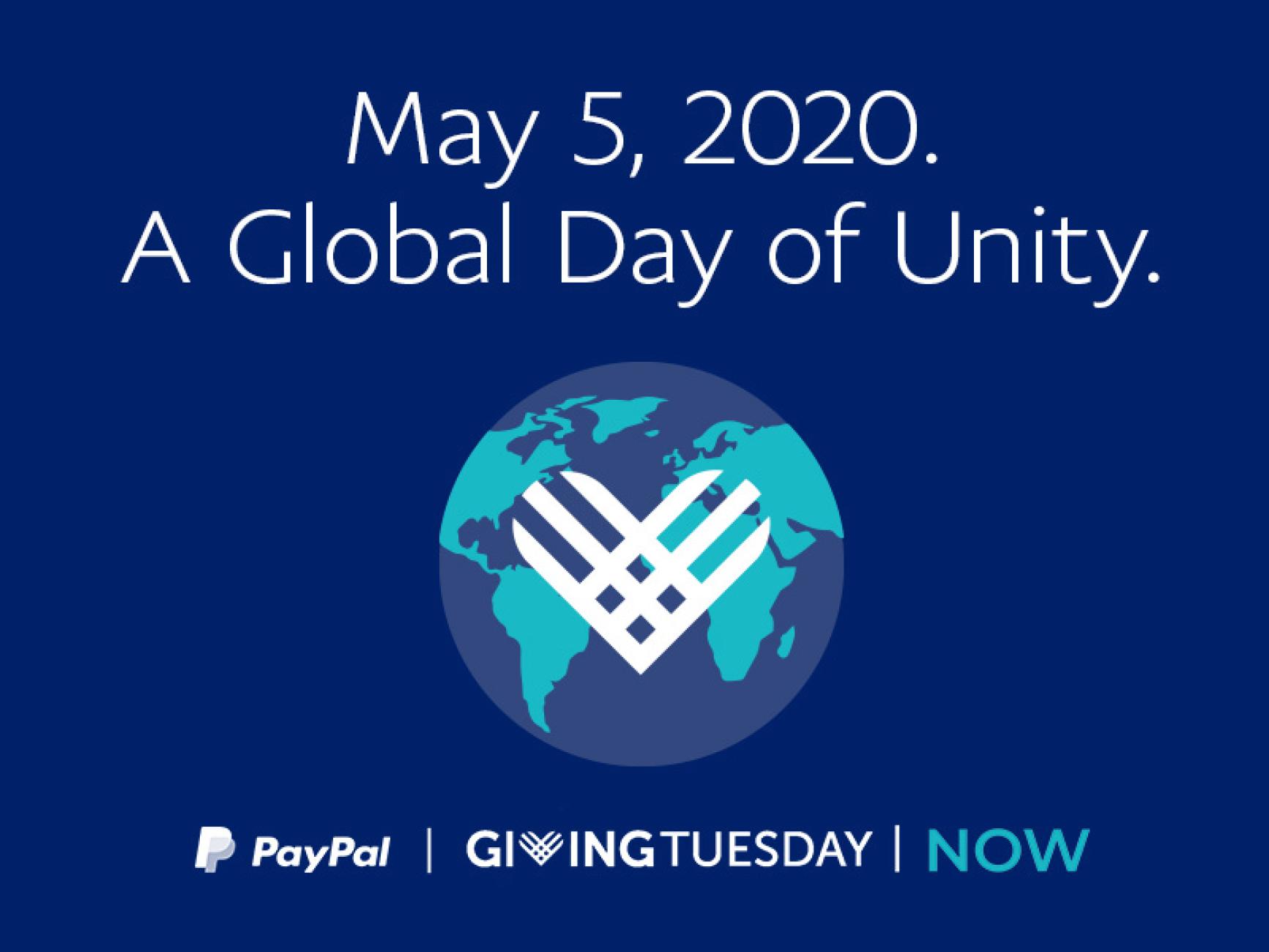PayPal e GivingTuesday.org collaborano contro il virus thumbnail