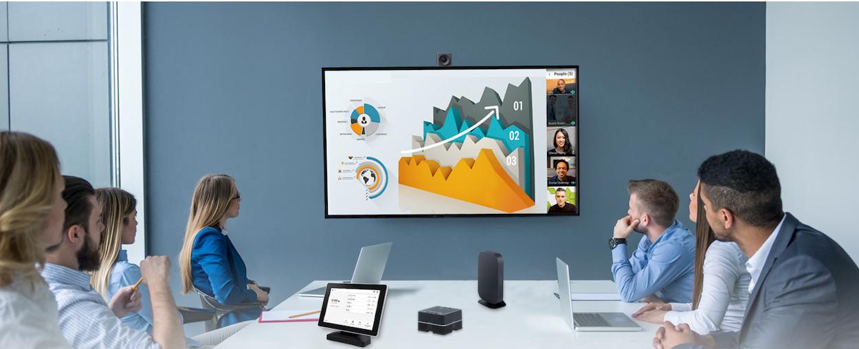 Google Meet diventa 'fisico' con il computer da videoconferenze di Asus thumbnail