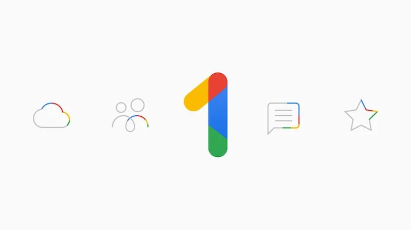 Google One confronto piattaforme cloud
