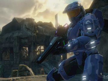 Halo 2 PC copertina