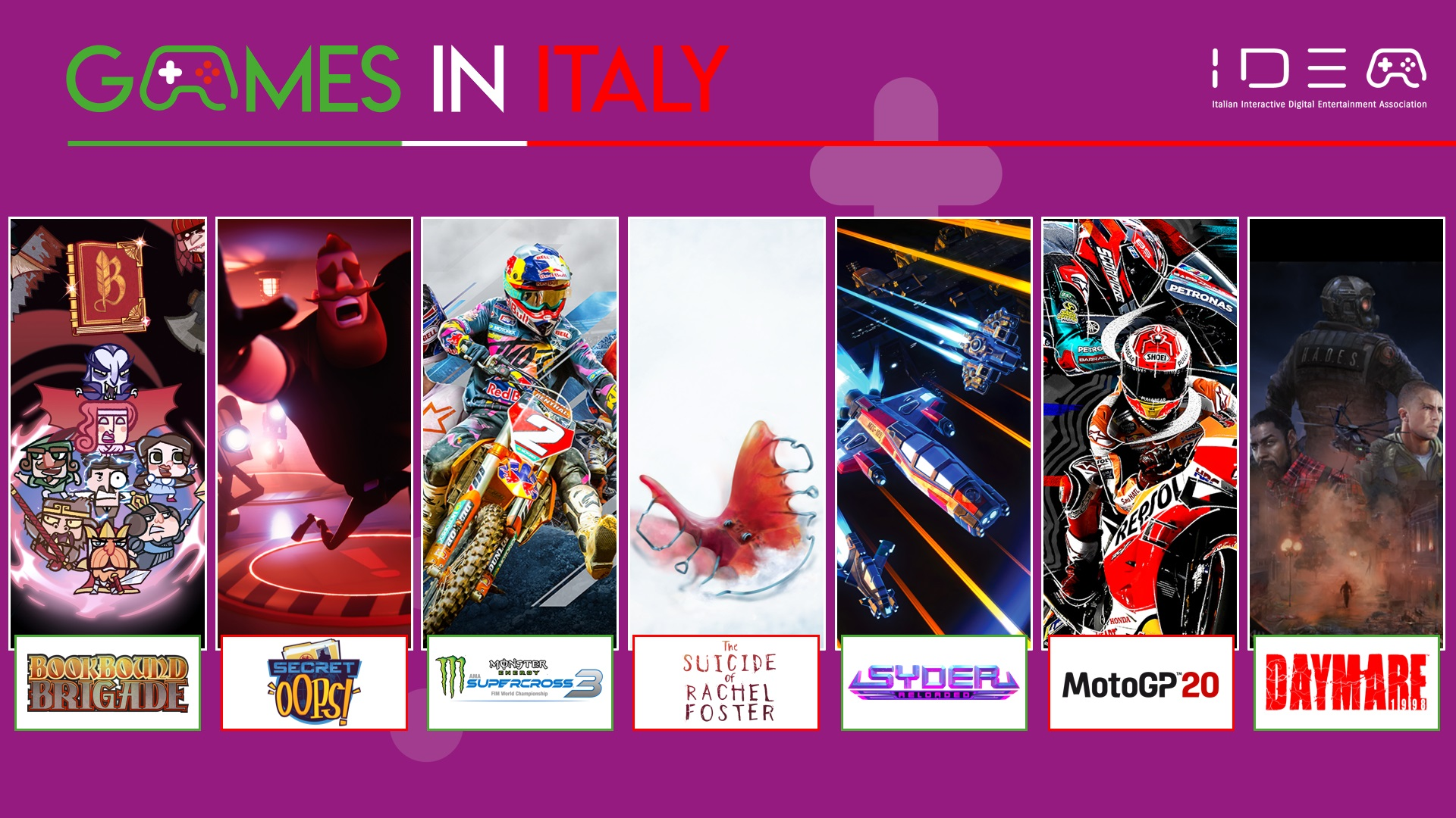 IIDEA lancia Games in Italy Outlook, per scoprire i giochi Made in Italy thumbnail