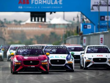 Jaguar Racing JAGUAR I-PACE eTROPHY