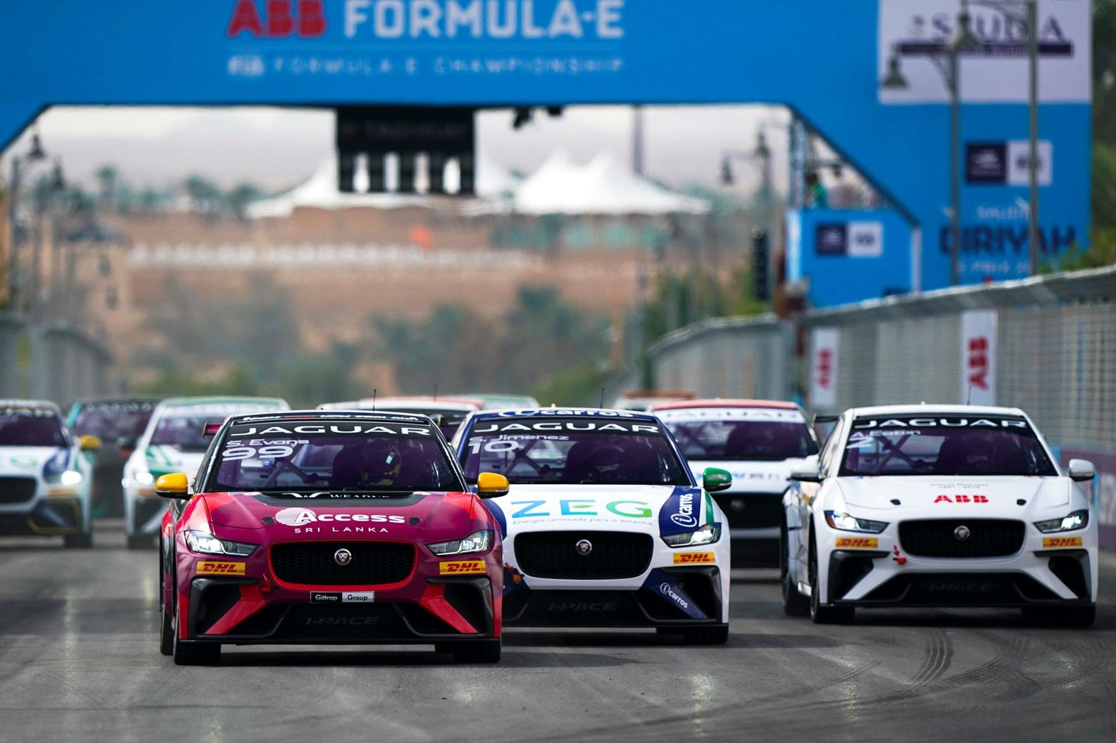 Jaguar Racing annuncia la fine del torneo Jaguar I-Pace eTrophy thumbnail