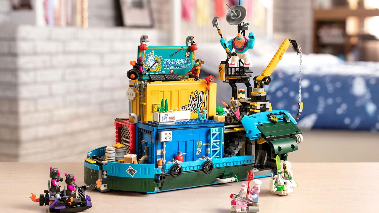 """LEGO ricrea la storia de """"Il Viaggio in Occidente"""" thumbnail"""