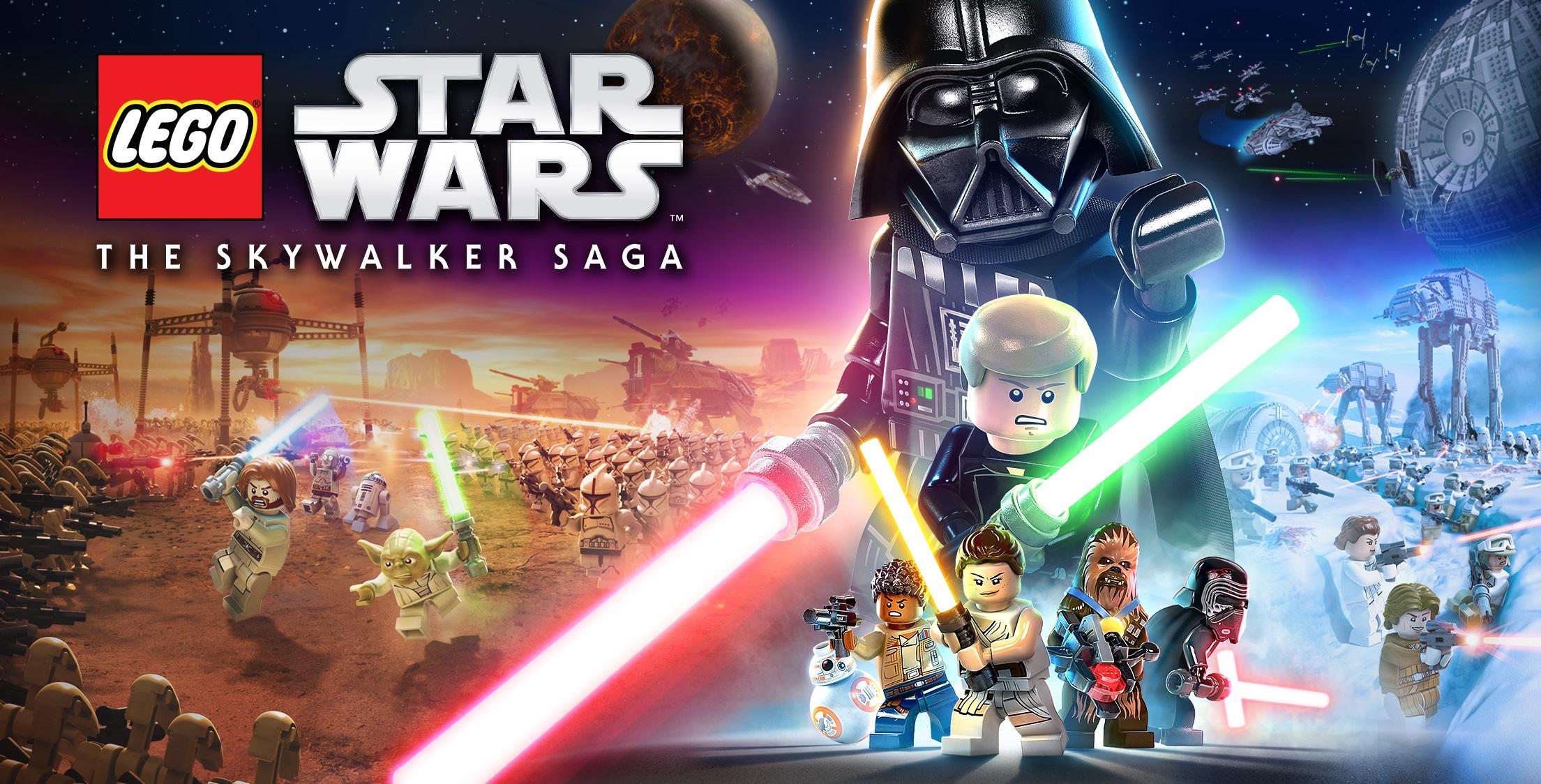 LEGO svela la locandina di Star Wars: La Saga di Skywalker thumbnail