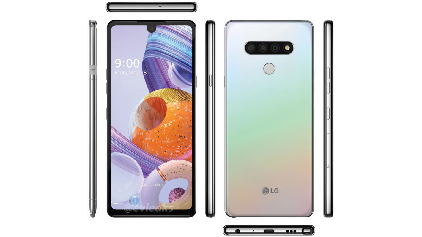 Lg Stylo 6, un primo sguardo alla foto leak dello smartphone con pennino thumbnail