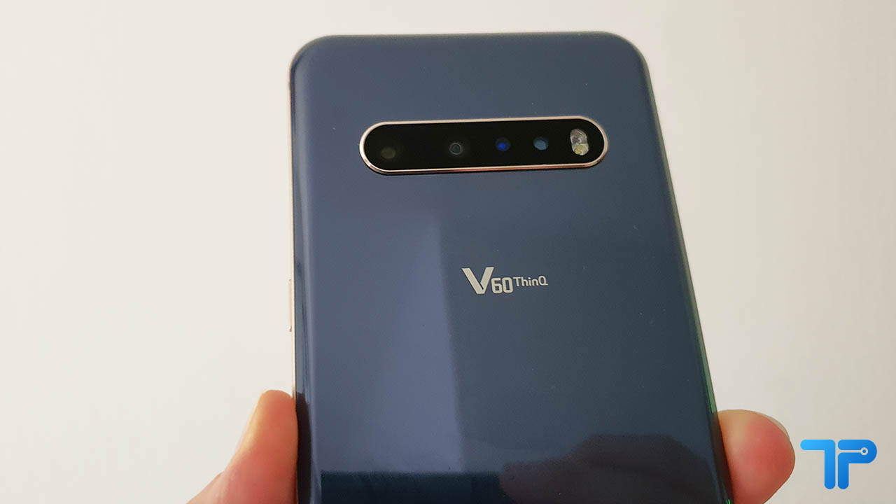 LG V60 ThinQ 5G recensione fotocamera