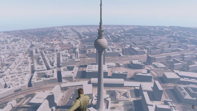 Mafia 3 Definitive Edition mappa berlino rhapsody