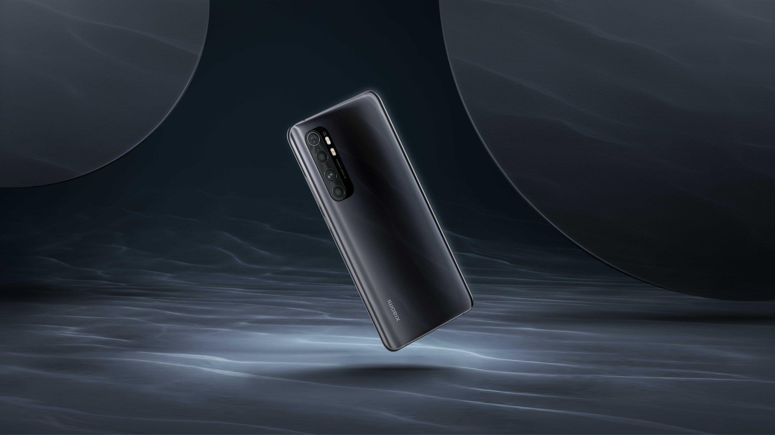 Xiaomi Mi Note 10 Lite arriva in Italia in esclusiva Vodafone thumbnail