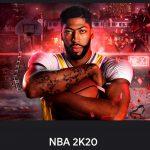 NBA 2K20 offerta copertina
