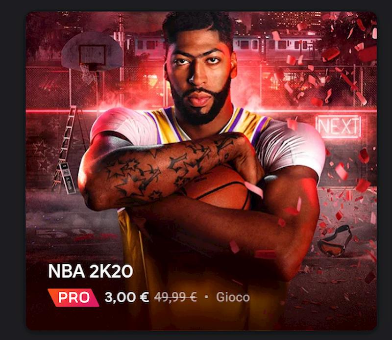 NBA 2K20 offerta