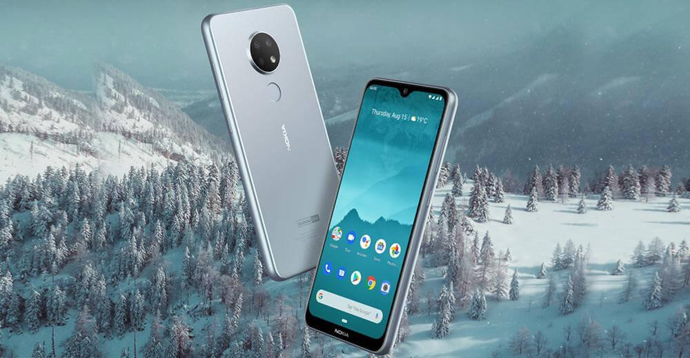 Nokia 6.2 foto