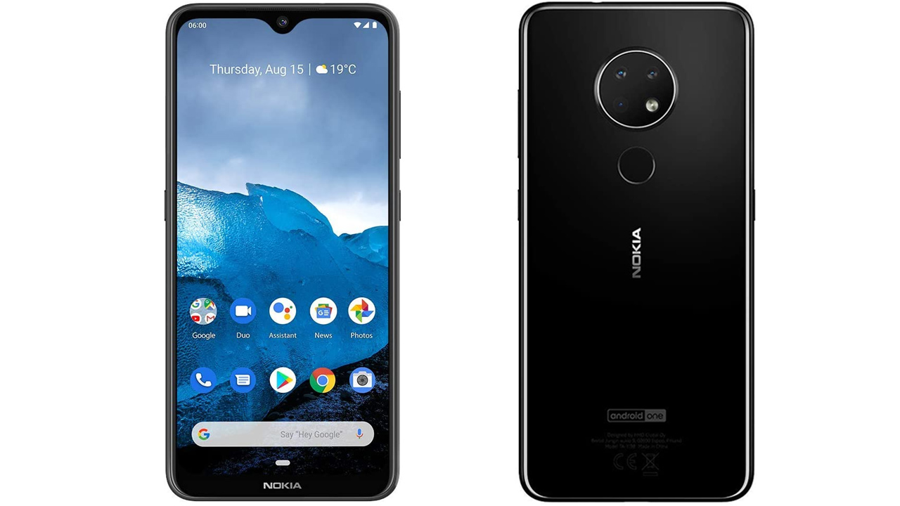 Nokia 6.2 continua ad aggiornarsi: arriva Android 10 thumbnail