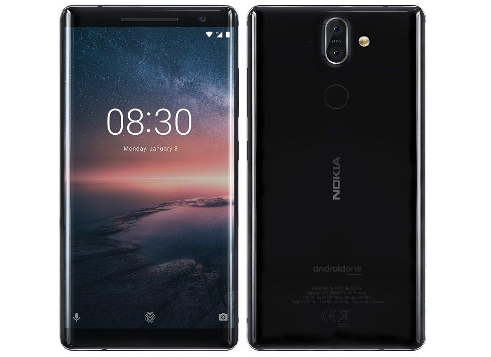 Nokia 8 Sirocco e Nokia 2.3 ora fanno parte della famiglia Android 10 thumbnail