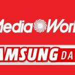 Offerte MediaWorld Samsung Days