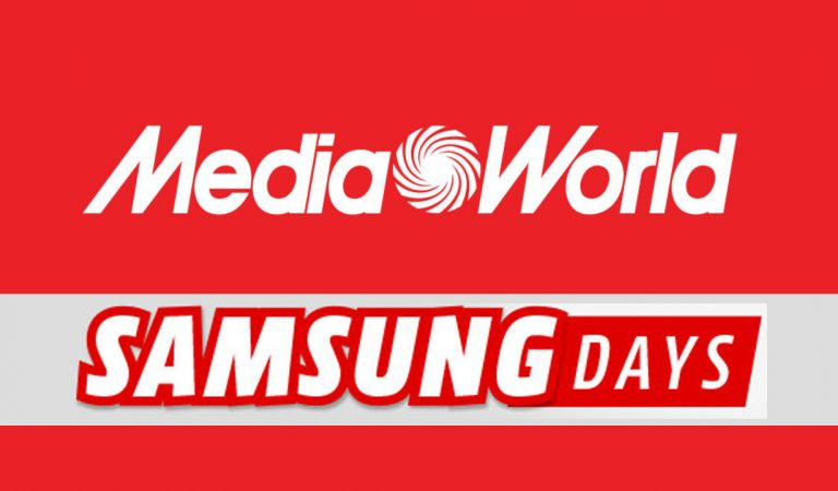 Offerte MediaWorld: i Samsung Days portano sconti incredibili