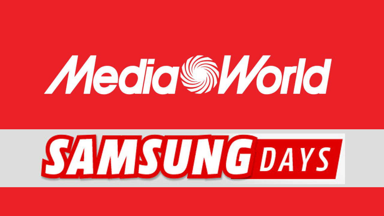 Offerte MediaWorld: i Samsung Days portano sconti incredibili thumbnail