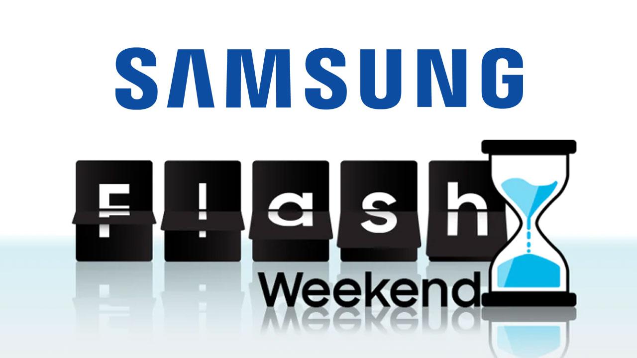 Offerte Samsung: sconti folli per il weekend thumbnail