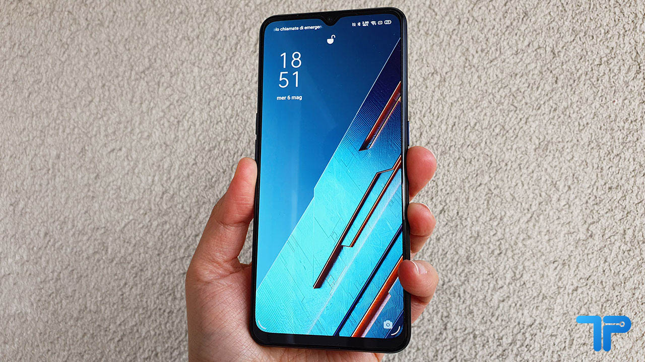 Oppo Find X2 Lite recensione display