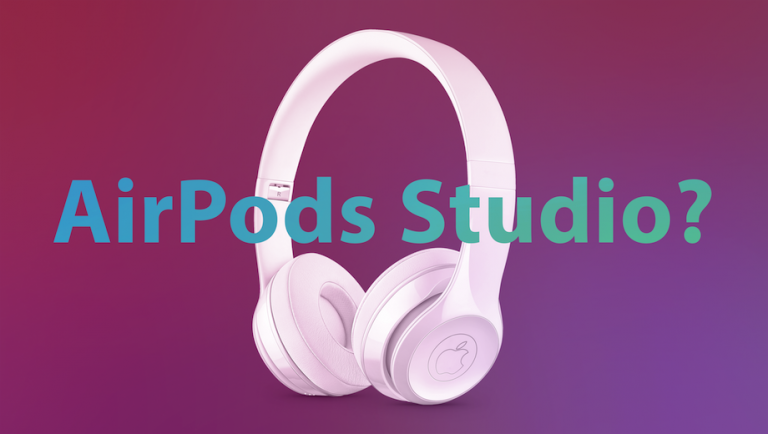 apple AirPods-Studio-