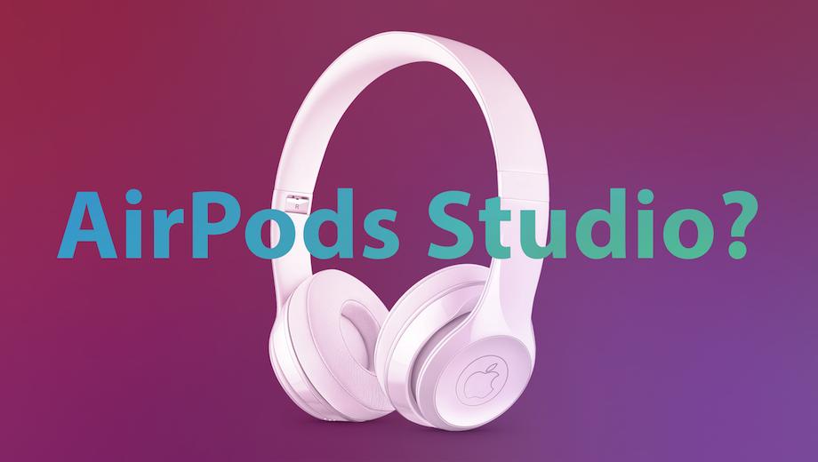 AirPods Studio: questo il nome delle nuove cuffie over ear Apple? thumbnail