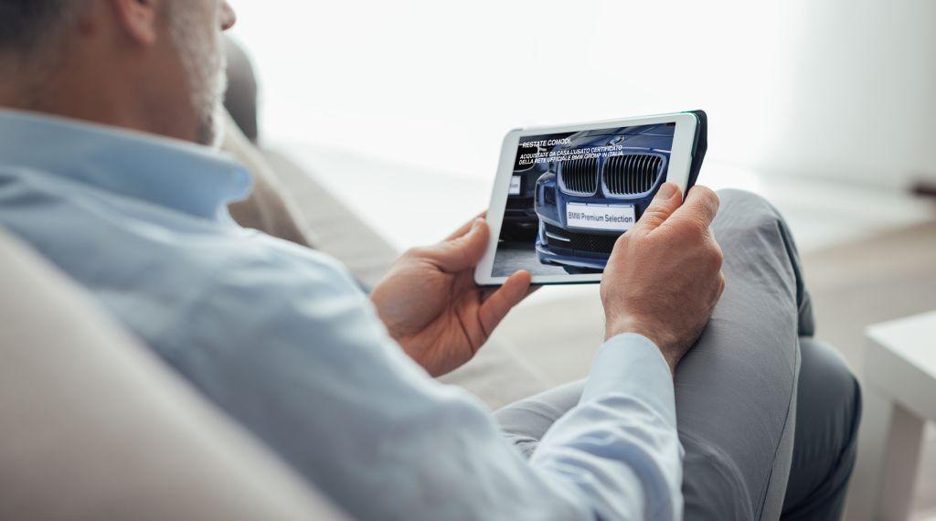BMW Group Usato Store, nasce l'e-commerce delle auto e moto usate del brand thumbnail
